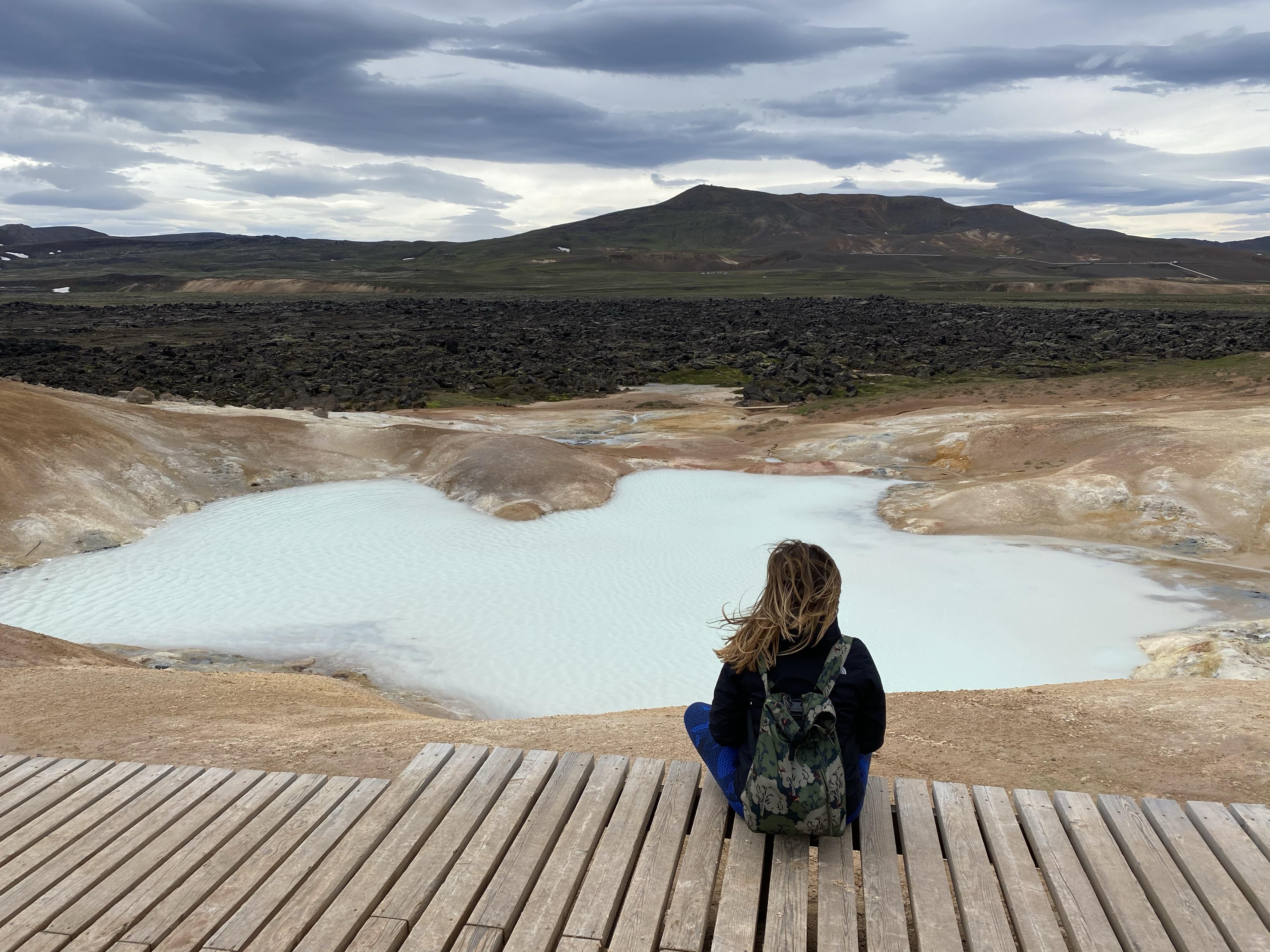Zona geotermica di Hverir