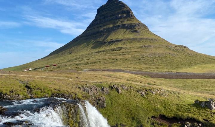 Islanda on the road