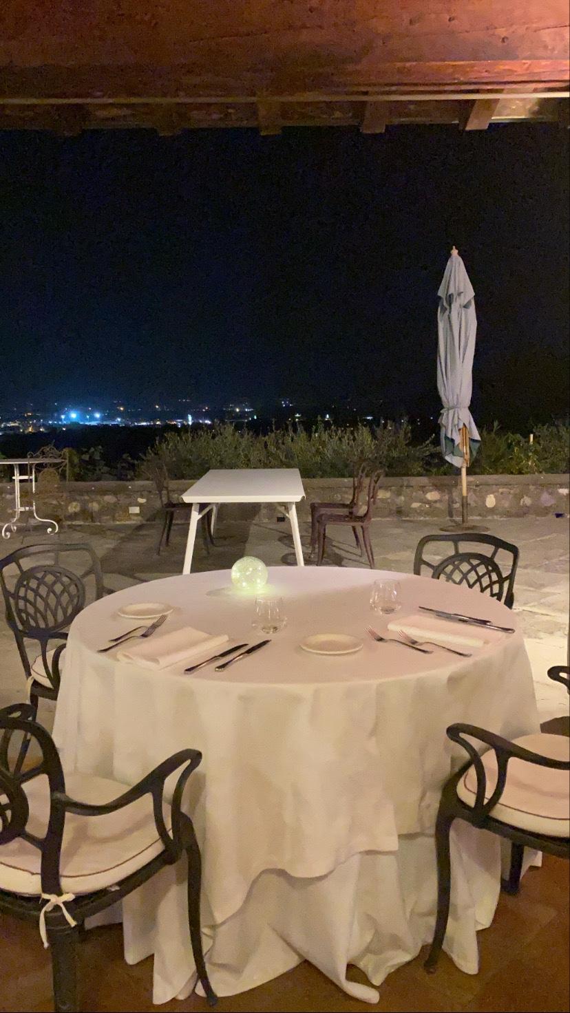 Cena a Cazzago San Martino