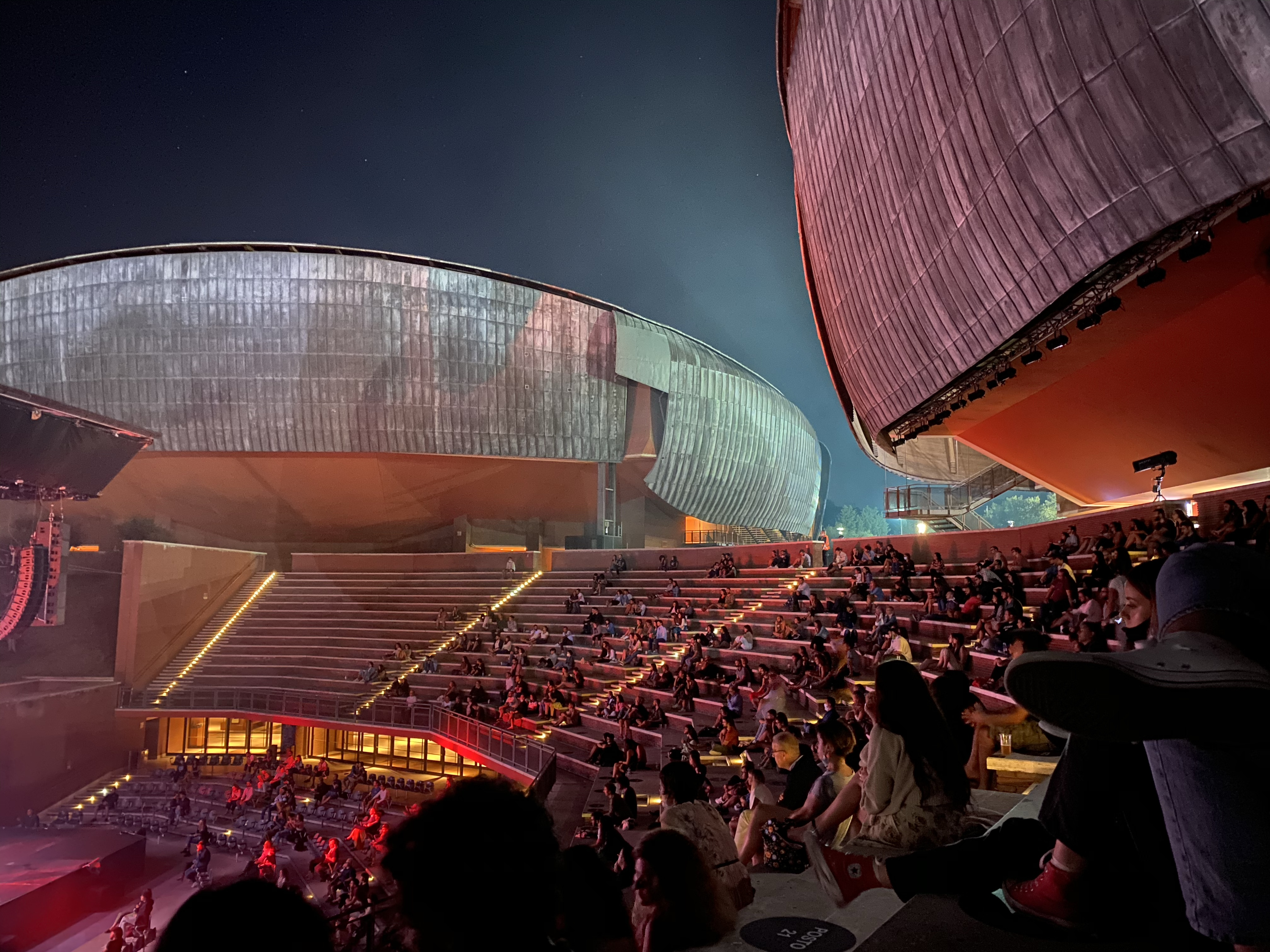 Colapesce Dimartino all'Auditorium Parco della Musica