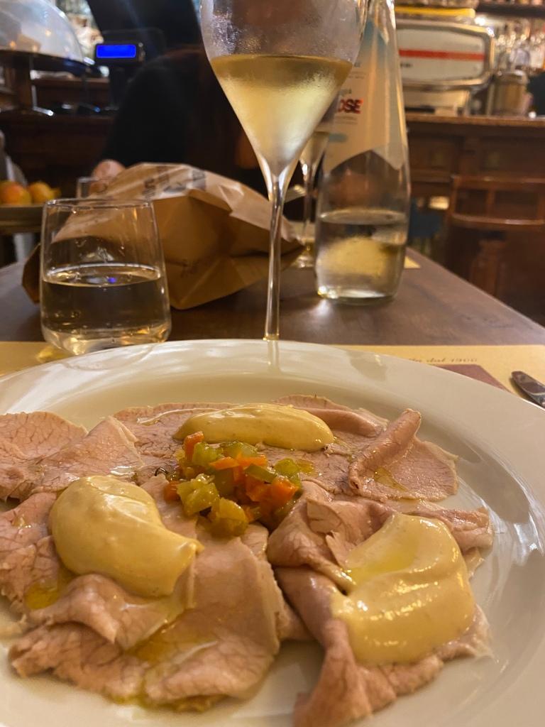Cena in Franciacorta